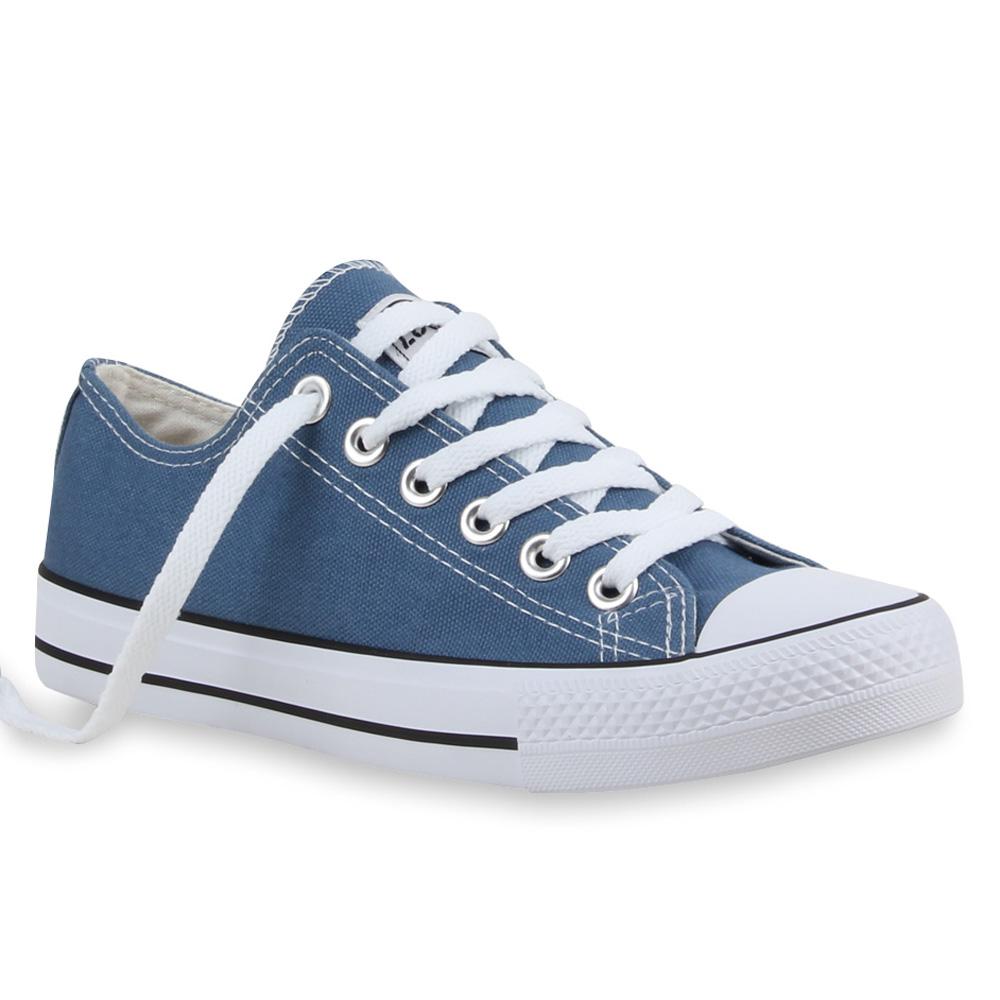Damen Sneaker low - Marineblau