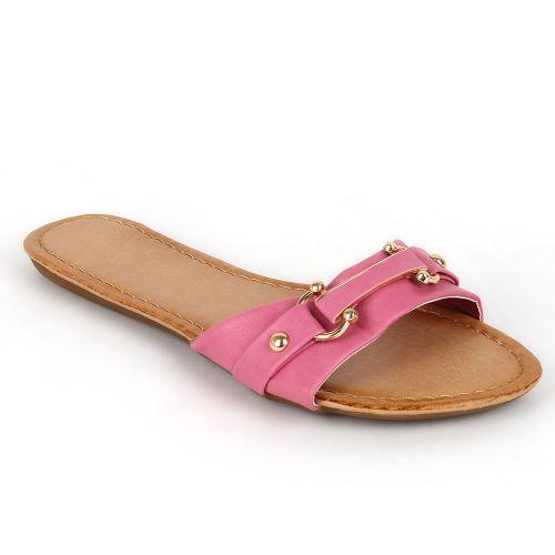 Damen Komfort Sandalen - Pink