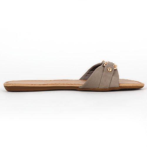 Damen Komfort Sandalen - Khaki