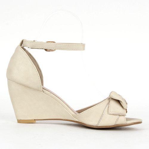 Damen Klassische Sandaletten - Beige