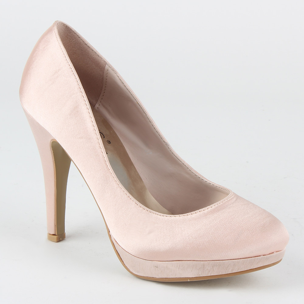 Damen Pumps High Heels - Rosa - Laurenzana