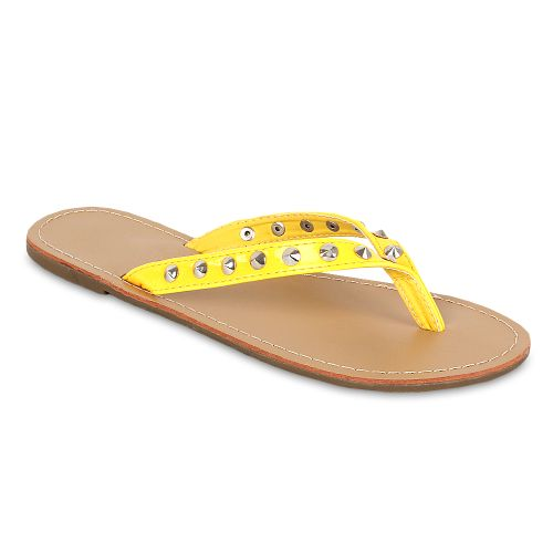 Damen Sandalen Komfort Sandalen - Gelb