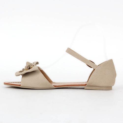 Damen Sandalen Komfort Sandalen - Creme