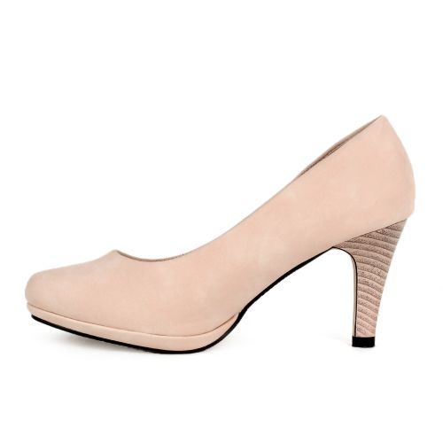 Damen Pumps Klassische Pumps - Rosa - Serradifalco