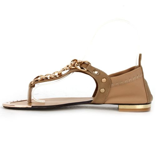 Damen Sandalen Komfort Sandalen - Khaki