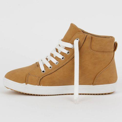 Damen Sneaker low - Hellbraun