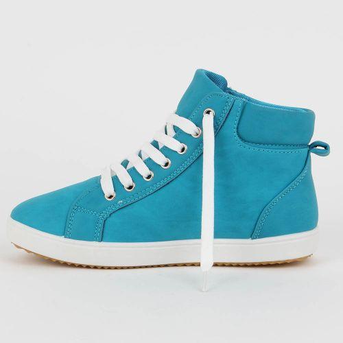 Damen Sneaker low - Türkis