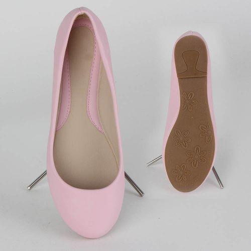 Damen Ballerinas - Rosa - Latille