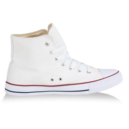 Herren Sneaker Sneaker high - Weiß