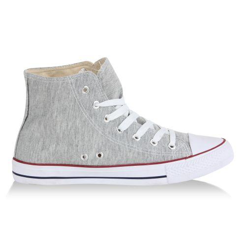 Herren Sneaker Sneaker high - Hellgrau