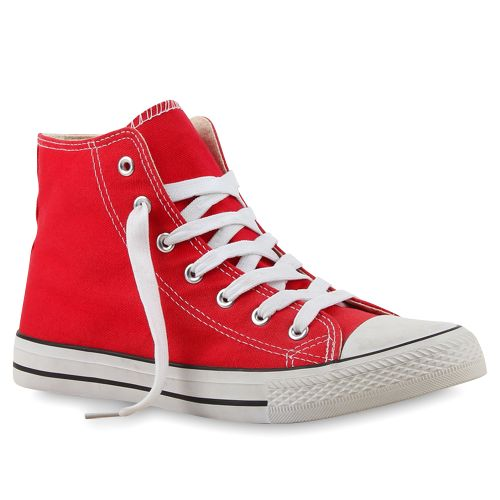 Herren Sneaker Sneaker high - Rot