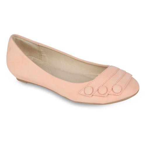 Damen Ballerinas - Rosa - Manzat