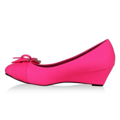 Damen Klassische Pumps - Pink