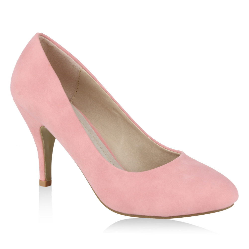 Damen Pumps Klassische Pumps - Rosa - Matera