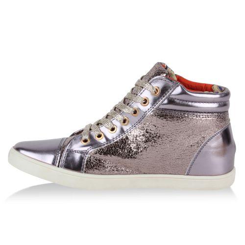 Damen Sneaker low - Helllila