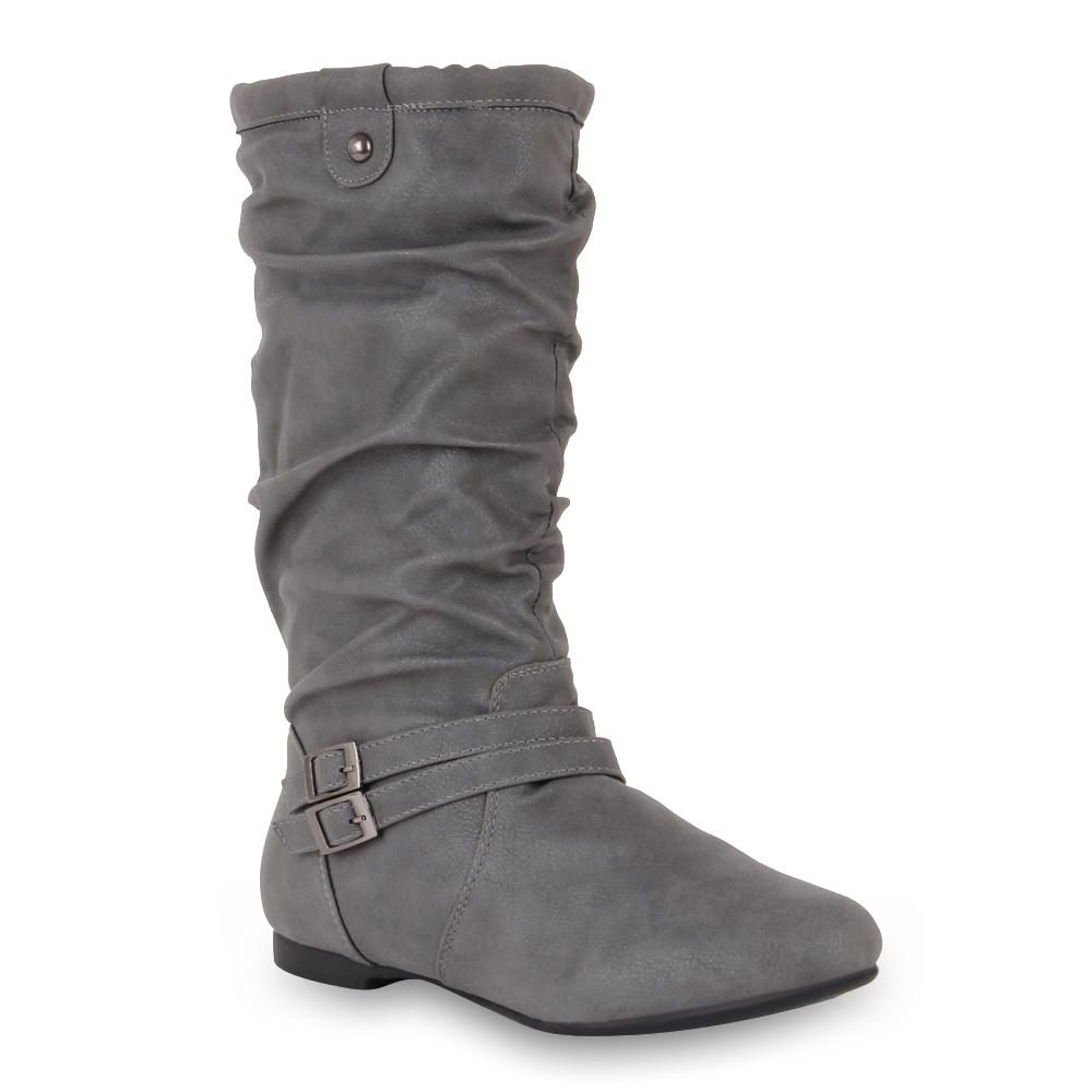 Damen Stiefeletten Klassische Stiefeletten - Grau