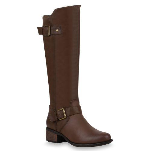 Damen Stiefel Klassische Stiefel - Schlamm