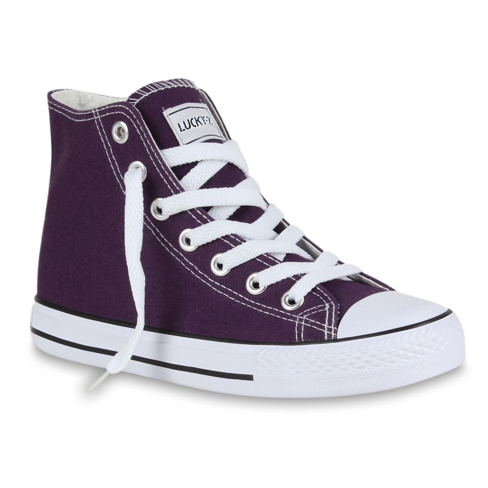 Damen Sneaker high - Lila