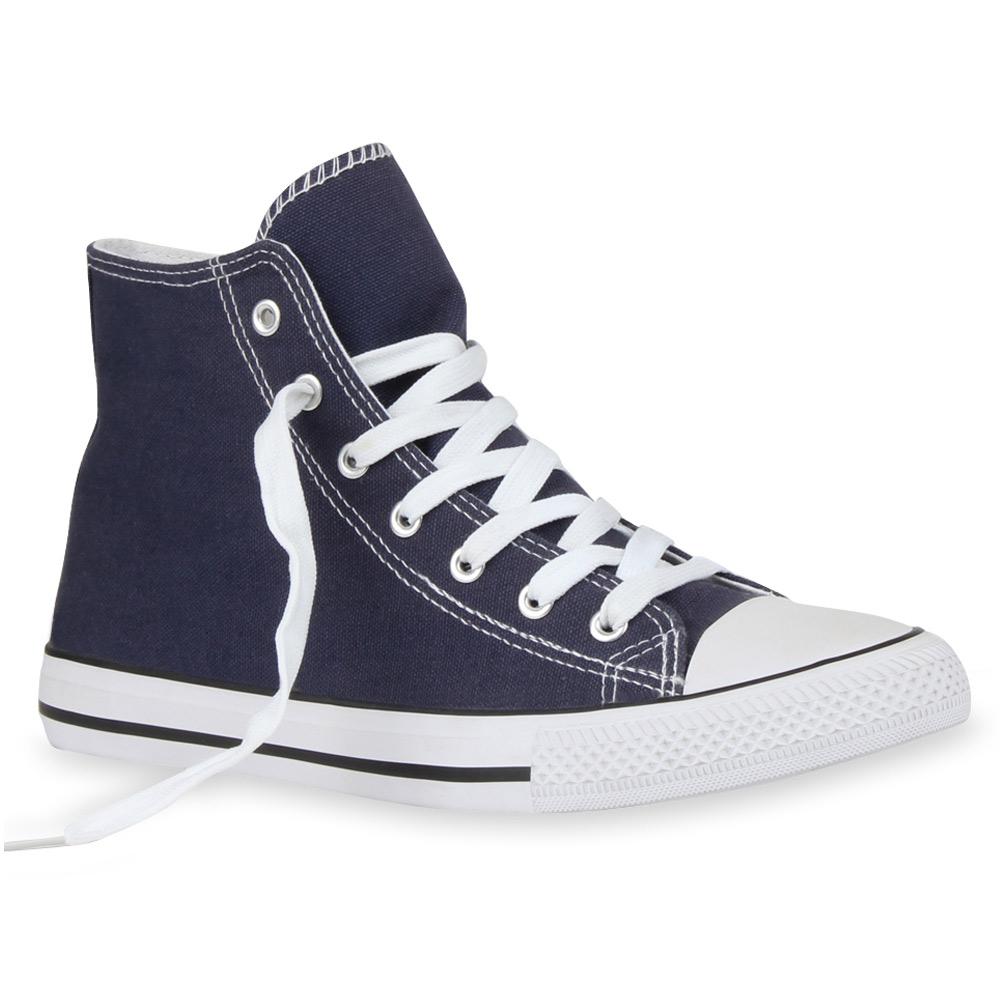 Herren Sneaker high - Blau