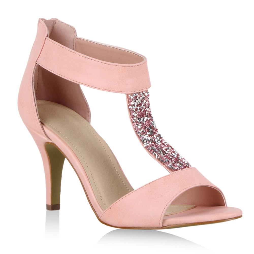 damen sandaletten in rosa 70794 3369. Black Bedroom Furniture Sets. Home Design Ideas