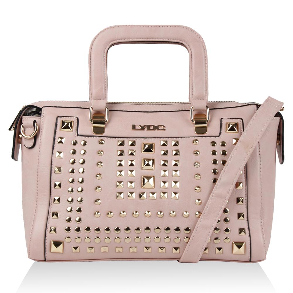 Damen Handtasche - Rosa - Burgio