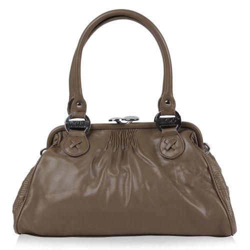 Damen Handtasche - Khaki