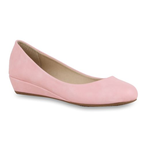 Damen Pumps Klassische Pumps - Rosa - Mably