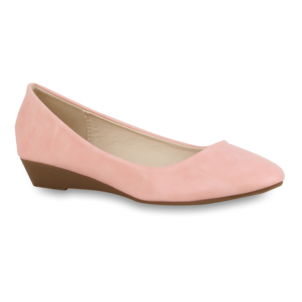 Damen Pumps Klassische Pumps - Rosa - Vinings