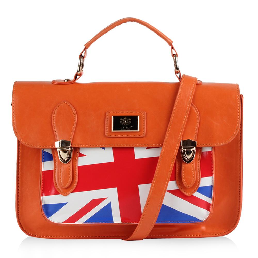 Damen Handtasche - Orange