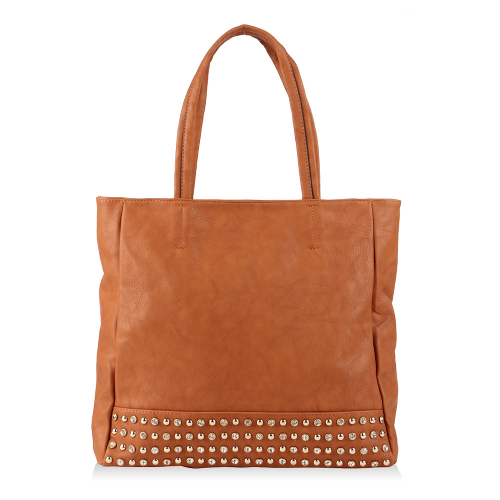 Damen Shopper - Braun