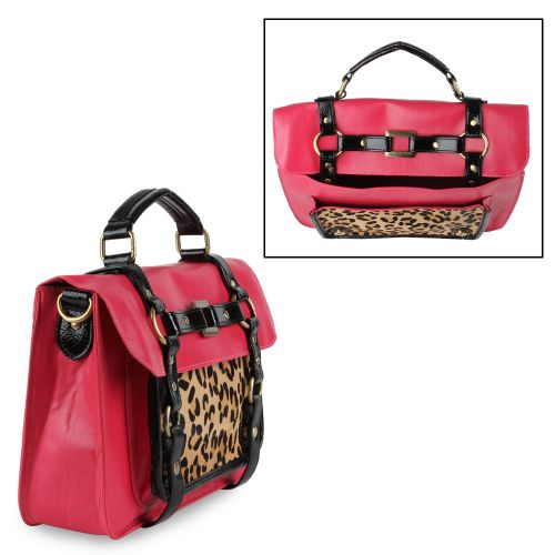 Damen Handtasche - Pink