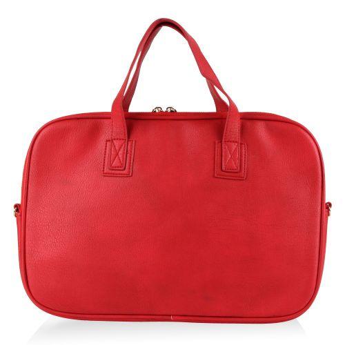 Damen Notebook Tasche - Rot