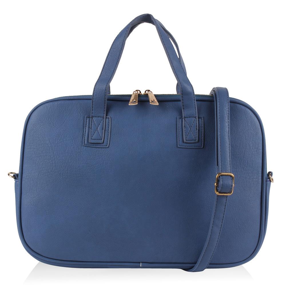 Damen Notebook Tasche - Blau