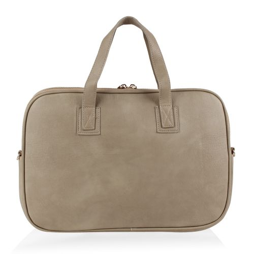 Damen Notebook Tasche - Khaki