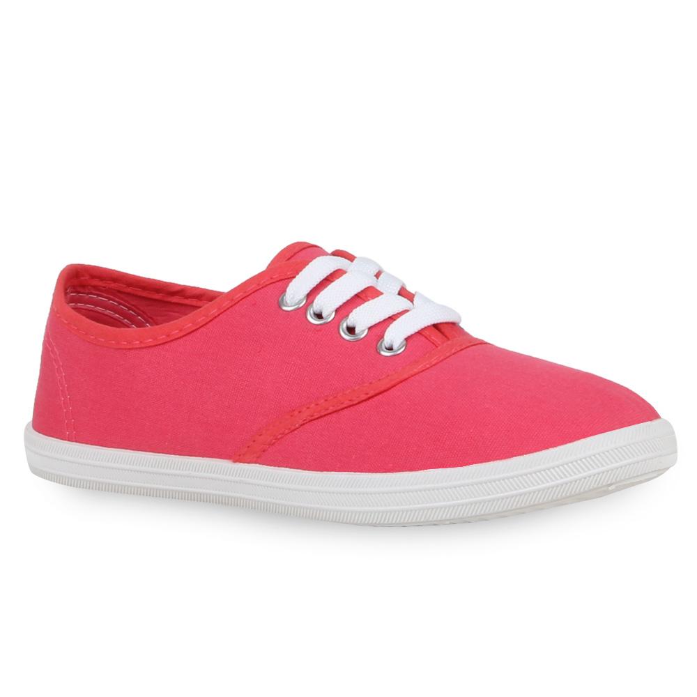 Damen Sneaker low - Coral