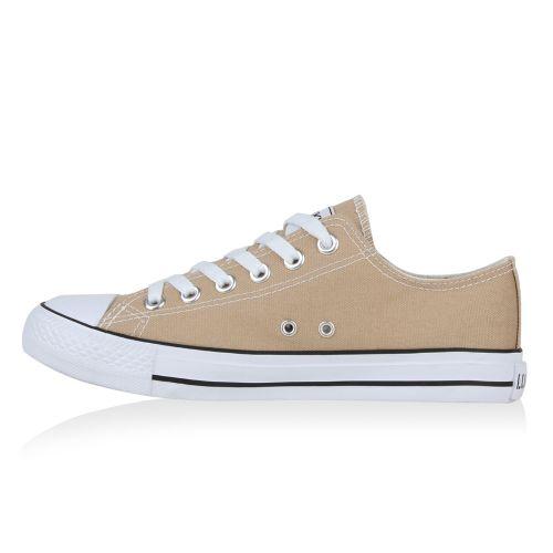 Damen Sneaker low - Khaki