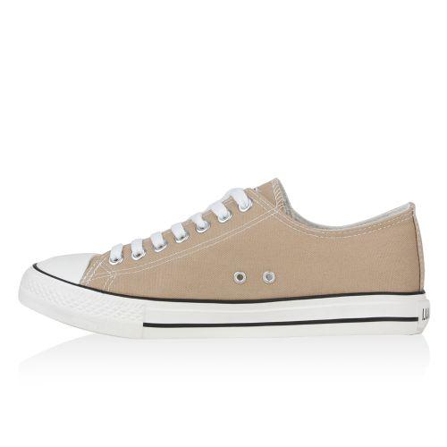 Herren Sneaker low - Apricot