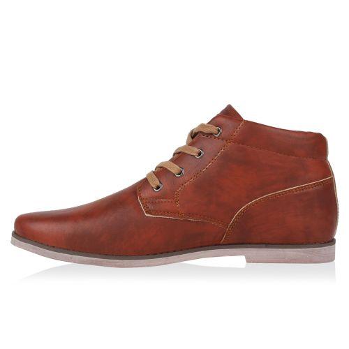 Herren Boots Desert Boots - Braun