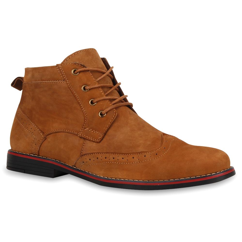 herren boots in hellbraun 73069 151. Black Bedroom Furniture Sets. Home Design Ideas