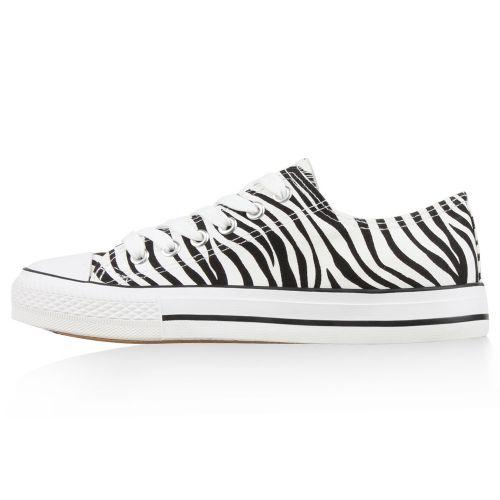 Damen Sneaker low - Muster