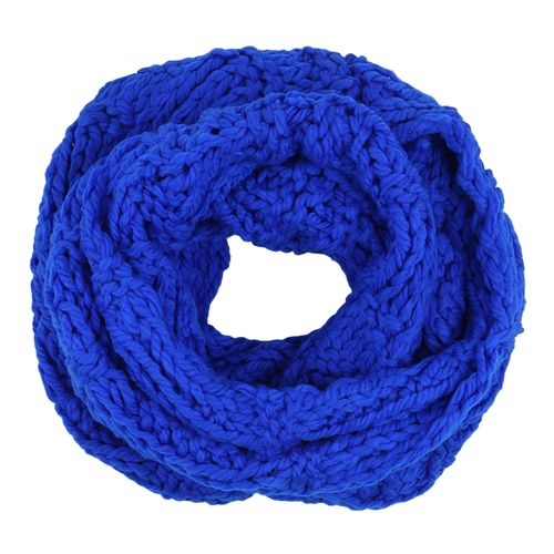 Damen Rundschal - Blau