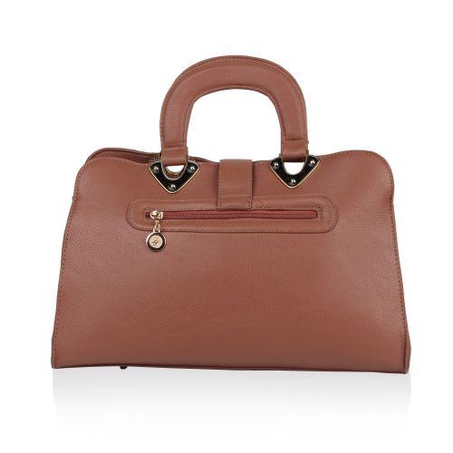 Damen Handtasche - Altrosa