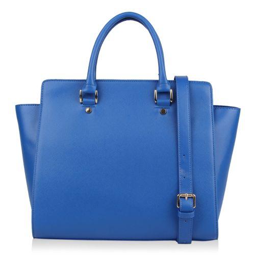 Damen Handtasche - Blau