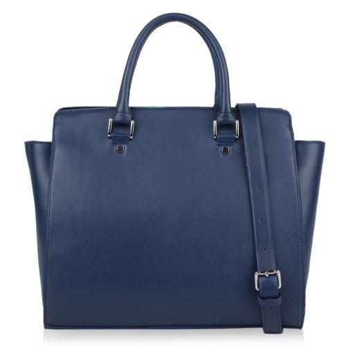 Damen Handtasche - Dunkelblau