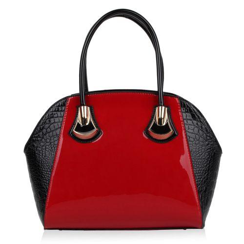 Damen - Rot Schwarz