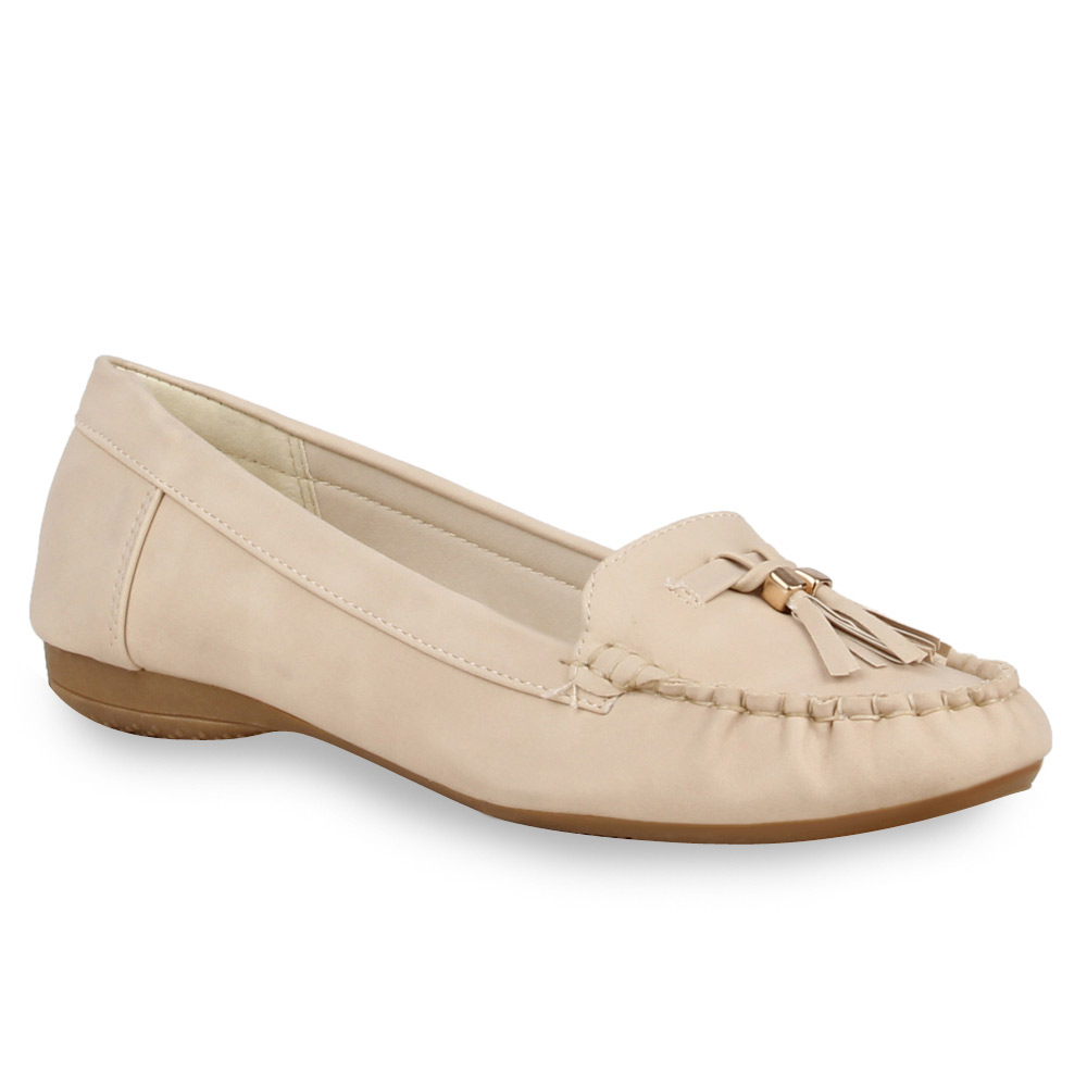Damen slippers in creme 74613 493 for 66180 1