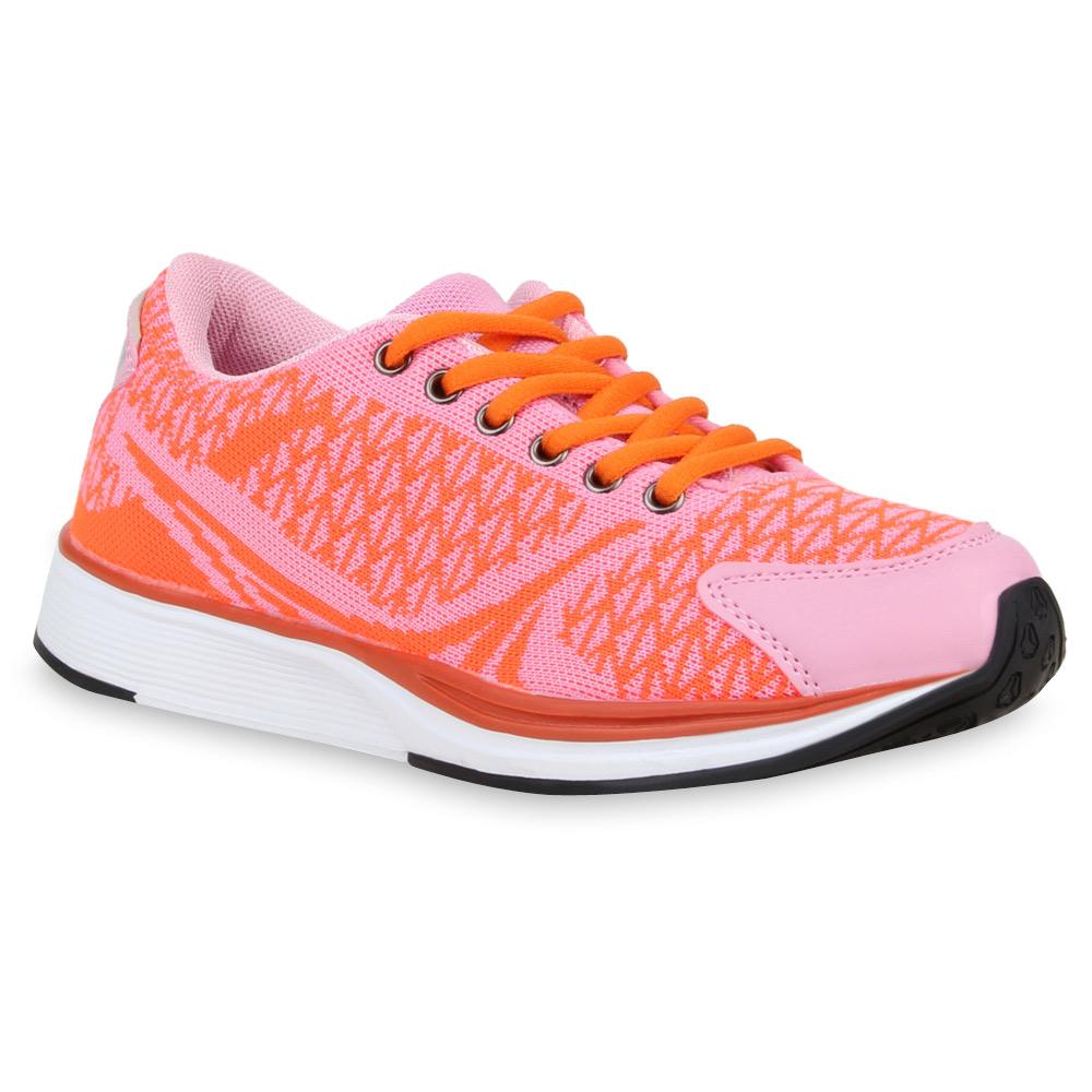 Damen Sportschuhe Laufschuhe - Rosa - Sicuani