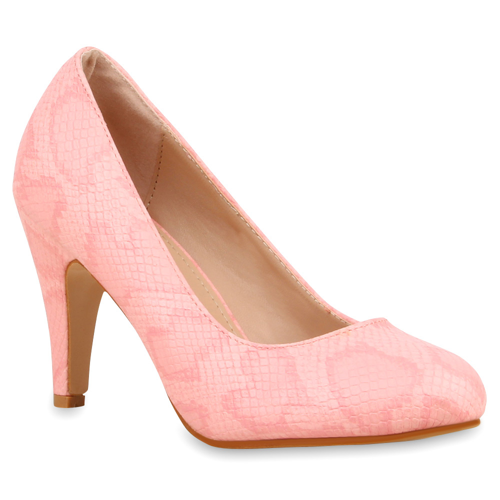 damen pumps in rosa 74739 3369. Black Bedroom Furniture Sets. Home Design Ideas