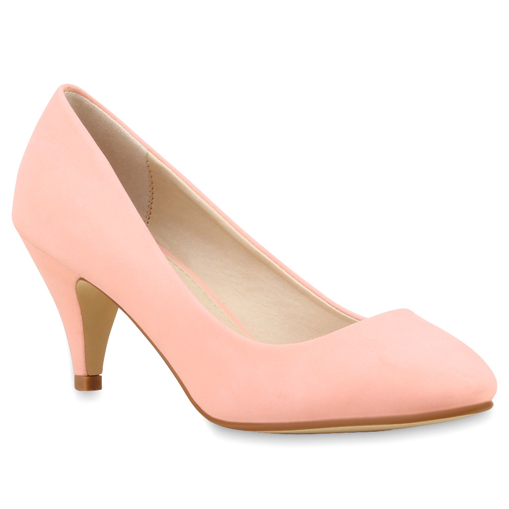 damen pumps in rosa 93882 3369. Black Bedroom Furniture Sets. Home Design Ideas