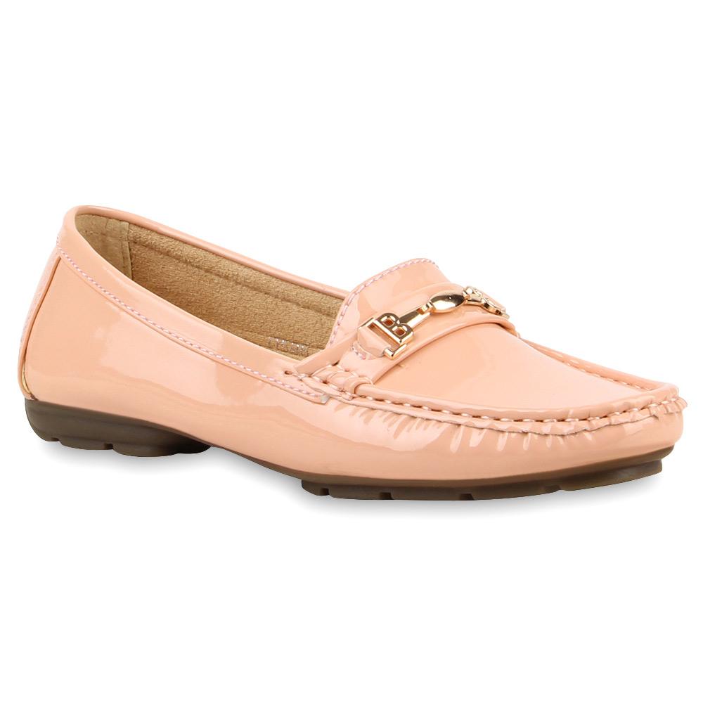 Damen Klassische Slippers - Apricot